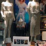 Personal artifacts that belonged to the great Dottie West on display at the Willie Nelson and Friends Museum.