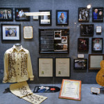 "Faron Young and his connection to Willie Nelson and ""Hello Walls"" on display at the Willie Nelson and Friends Museum."