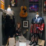 One of our exhibits on display - Great friend and long time Grand Ole Opry star Jeannie Seely.