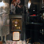One of our exhibits on display - Dottie West and Kenny Rogers - one of the great duets in country music.