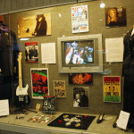 Marty Stuart and Connie Smith exhibit on display - Clothes and other artifacts belonging to Marty Stuart and Connie Smith at the Willie Nelson and Friends Museum in Nashville, TN..