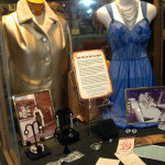 One of our exhibits on display - This is real country music history. Personal items of the great, great Patsy Cline.