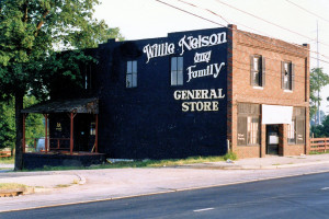 The original Willie Nelson General Store in Madison, TN.