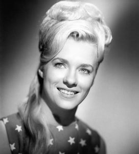 Photograph of the beautiful Connie Smith taken in the early 60's.