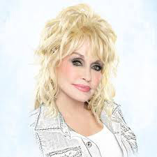 Glamour photograph of Dolly Parton