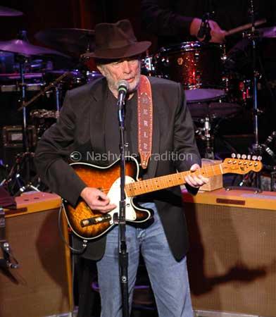 Merle Haggard | Country Music Artist | His Life & Music -
