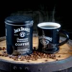 Jack Daniel's Coffee infused with real Tennessee Whiskey!